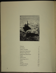 Page 8, 1967 Edition, Shelton (DD 790) - Naval Cruise Book online yearbook collection
