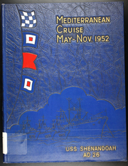 Page 1, 1952 Edition, Shenandoah (AD 26) - Naval Cruise Book online yearbook collection