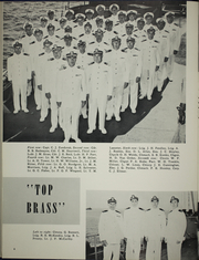Page 10, 1952 Edition, Shenandoah (AD 26) - Naval Cruise Book online yearbook collection