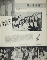 Page 11, 1952 Edition, Shenandoah (AD 26) - Naval Cruise Book online yearbook collection