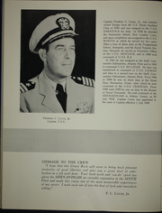 Page 8, 1952 Edition, Shenandoah (AD 26) - Naval Cruise Book online yearbook collection