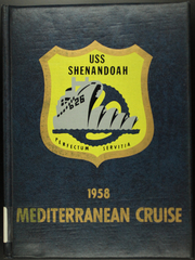 Page 1, 1958 Edition, Shenandoah (AD 26) - Naval Cruise Book online yearbook collection