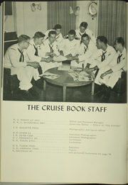 Page 10, 1958 Edition, Shenandoah (AD 26) - Naval Cruise Book online yearbook collection