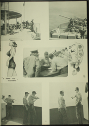 Page 13, 1958 Edition, Shenandoah (AD 26) - Naval Cruise Book online yearbook collection