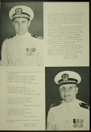 Page 9, 1958 Edition, Shenandoah (AD 26) - Naval Cruise Book online yearbook collection