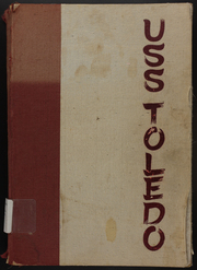 1957 Edition, Toledo (CA 133) - Naval Cruise Book