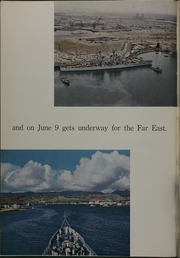 Page 10, 1959 Edition, Toledo (CA 133) - Naval Cruise Book online yearbook collection