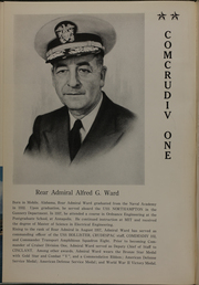 Page 12, 1959 Edition, Toledo (CA 133) - Naval Cruise Book online yearbook collection