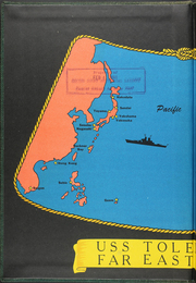 Page 2, 1959 Edition, Toledo (CA 133) - Naval Cruise Book online yearbook collection