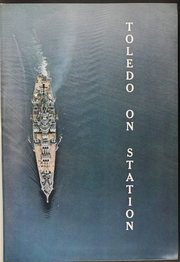 Page 7, 1959 Edition, Toledo (CA 133) - Naval Cruise Book online yearbook collection