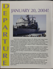 Page 14, 2004 Edition, Vella Gulf (CG 72) - Naval Cruise Book online yearbook collection
