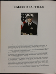 Page 8, 2004 Edition, Vella Gulf (CG 72) - Naval Cruise Book online yearbook collection