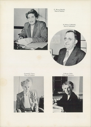 Page 12, 1954 Edition, Connecticut College - Koine Yearbook (New London, CT) online yearbook collection