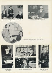 Page 13, 1954 Edition, Connecticut College - Koine Yearbook (New London, CT) online yearbook collection