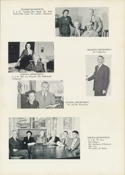 Page 15, 1954 Edition, Connecticut College - Koine Yearbook (New London, CT) online yearbook collection