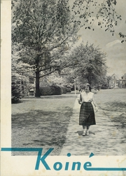 Page 5, 1954 Edition, Connecticut College - Koine Yearbook (New London, CT) online yearbook collection