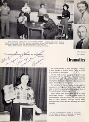 Page 14, 1954 Edition, Northwestern High School - Compass Yearbook (Hyattsville, MD) online yearbook collection