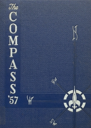 1957 Edition, Northwestern High School - Compass Yearbook (Hyattsville, MD)