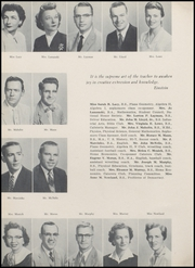 Page 12, 1957 Edition, Northwestern High School - Compass Yearbook (Hyattsville, MD) online yearbook collection
