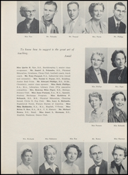 Page 13, 1957 Edition, Northwestern High School - Compass Yearbook (Hyattsville, MD) online yearbook collection