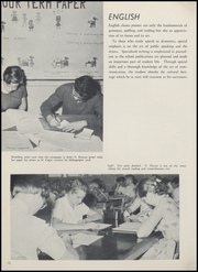 Page 16, 1957 Edition, Northwestern High School - Compass Yearbook (Hyattsville, MD) online yearbook collection