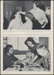 Page 17, 1957 Edition, Northwestern High School - Compass Yearbook (Hyattsville, MD) online yearbook collection