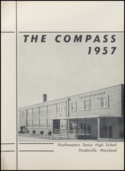 Page 5, 1957 Edition, Northwestern High School - Compass Yearbook (Hyattsville, MD) online yearbook collection