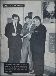 Page 7, 1957 Edition, Northwestern High School - Compass Yearbook (Hyattsville, MD) online yearbook collection