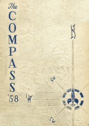 1958 Edition, Northwestern High School - Compass Yearbook (Hyattsville, MD)