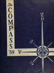 1959 Edition, Northwestern High School - Compass Yearbook (Hyattsville, MD)