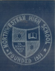 1979 Edition, Northwestern High School - Compass Yearbook (Hyattsville, MD)
