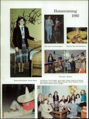 Page 12, 1981 Edition, Boonsboro High School - Chieftain Yearbook (Boonsboro, MD) online yearbook collection