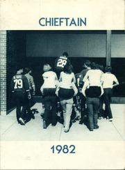 1982 Edition, Boonsboro High School - Chieftain Yearbook (Boonsboro, MD)