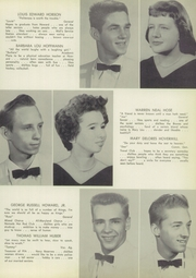 Page 39, 1959 Edition, Howard High School - Howard Shield Yearbook (Ellicott City, MD) online yearbook collection