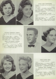Page 42, 1959 Edition, Howard High School - Howard Shield Yearbook (Ellicott City, MD) online yearbook collection
