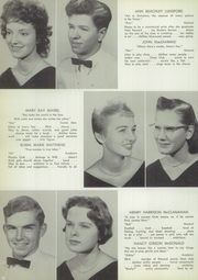 Page 44, 1959 Edition, Howard High School - Howard Shield Yearbook (Ellicott City, MD) online yearbook collection