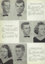 Page 50, 1959 Edition, Howard High School - Howard Shield Yearbook (Ellicott City, MD) online yearbook collection