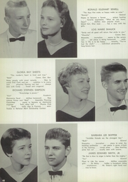 Page 52, 1959 Edition, Howard High School - Howard Shield Yearbook (Ellicott City, MD) online yearbook collection