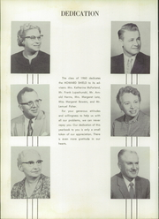 Page 8, 1960 Edition, Howard High School - Howard Shield Yearbook (Ellicott City, MD) online yearbook collection