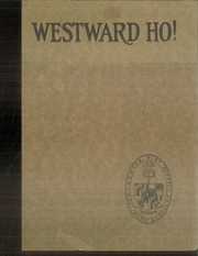 1918 Edition, Western High School - Westward Ho Yearbook (Baltimore, MD)