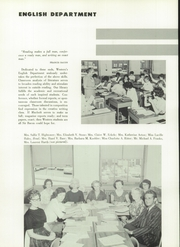 Page 16, 1939 Edition, Western High School - Westward Ho Yearbook (Baltimore, MD) online yearbook collection