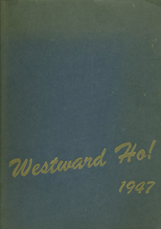 Page 1, 1947 Edition, Western High School - Westward Ho Yearbook (Baltimore, MD) online yearbook collection