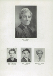 Page 13, 1947 Edition, Western High School - Westward Ho Yearbook (Baltimore, MD) online yearbook collection