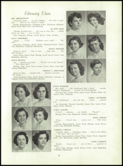 Page 17, 1952 Edition, Western High School - Westward Ho Yearbook (Baltimore, MD) online yearbook collection