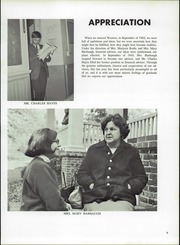 Page 13, 1966 Edition, Western High School - Westward Ho Yearbook (Baltimore, MD) online yearbook collection