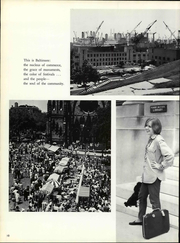 Page 16, 1969 Edition, Western High School - Westward Ho Yearbook (Baltimore, MD) online yearbook collection