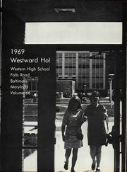 Page 7, 1969 Edition, Western High School - Westward Ho Yearbook (Baltimore, MD) online yearbook collection