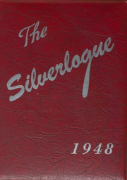 Montgomery Blair High School - Silverlogue Yearbook (Silver Spring, MD) online yearbook collection, 1948 Edition, Page 1