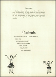 Page 10, 1948 Edition, Montgomery Blair High School - Silverlogue Yearbook (Silver Spring, MD) online yearbook collection