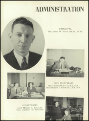 Page 12, 1948 Edition, Montgomery Blair High School - Silverlogue Yearbook (Silver Spring, MD) online yearbook collection
